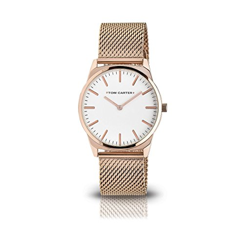CRUISE COLLECTION 40mm CRUISE ELEGANCE ROSE GOLD WHITE