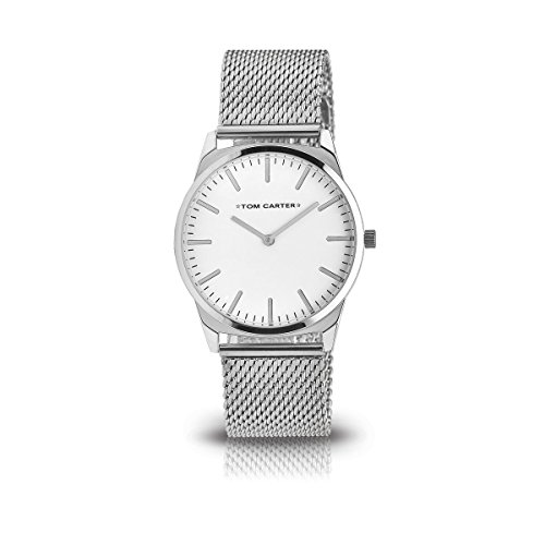 CRUISE COLLECTION 40mm CRUISE ELEGANCE STEEL WHITE