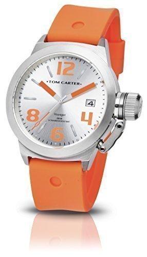 Tom Carter Watch Armbanduhr Voyager Orange