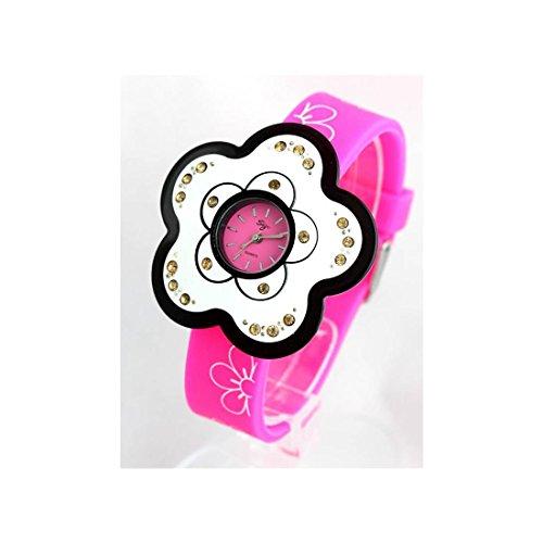 Zeigt Damen Armband Silikon Rosa 1309