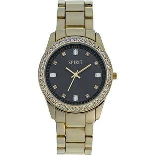 Lux WomenSpirit Analog Quarz Gold Armband ASPL74X