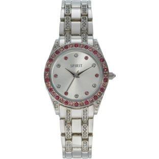 Spirit Lux WomenASPL88X Armband Armbanduhr Analog Gold