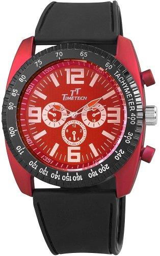 TimeTech XL Analog Quarz verschiedene Materialien 227225000001