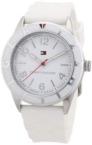 Tommy Hilfiger Damen-Armbanduhr Cool Sport Analog Silikon 1781184