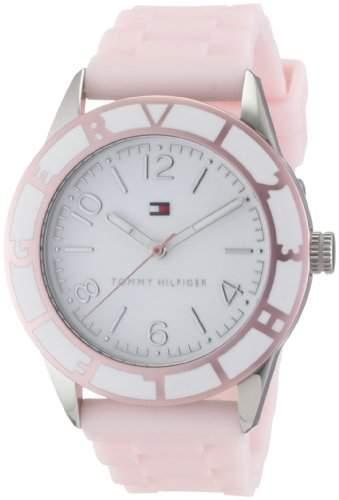 Tommy Hilfiger Damen-Armbanduhr Cool Sport Analog Silikon 1781185