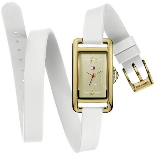 Tommy Hilfiger Damen-Armbanduhr Cool Sport Analog Quarz Silikon 1781222