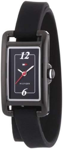 Tommy Hilfiger Damen-Armbanduhr Cool Sport Analog Quarz Silikon 1781224