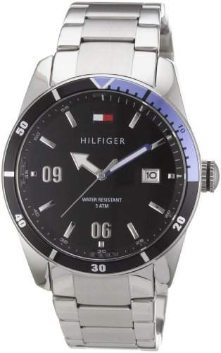 Tommy Hilfiger Herren-Armbanduhr Casual Sport Quarz Analog 1790778