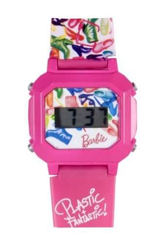 Barbie Maedchen-Armbanduhr Quarz 25082