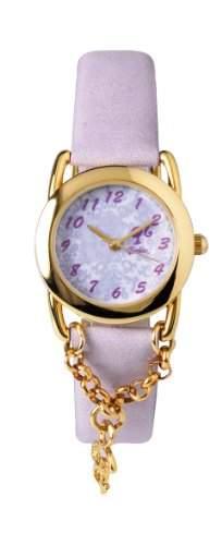 Barbie Maedchen-Armbanduhr Analog Quarz Plastik B704