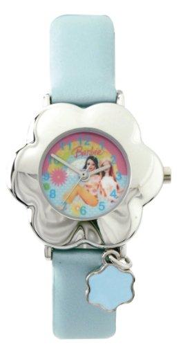 Barbie Maedchen Armbanduhr Analog Quarz Plastik B622