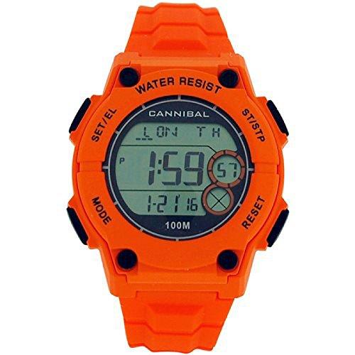 Cannibal Active CD274 26 Chronograph Orange Silikon