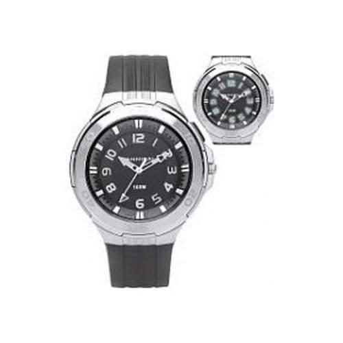 Cannibal Unisex-Armbanduhr Analog resin schwarz CJ211-01