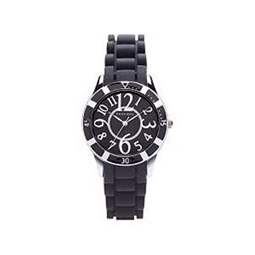 Cannibal Maedchen-Armbanduhr Analog Silikon schwarz CJ221-03