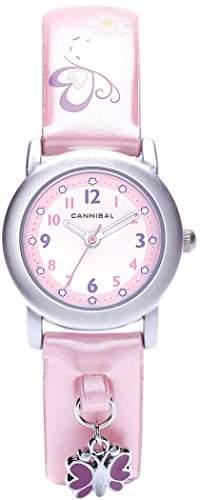 Cannibal Kinder-Armbanduhr Analog plastik rosa CK225-14