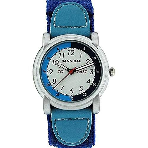 Cannibal Unisex-Armbanduhr Analog Nylon blau CT203-05