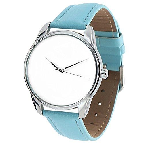 Uhren Armband original Leder Weiss