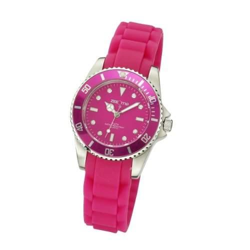 ZEEme Watches Damen-Armbanduhr XS Analog Silikon 468000001-4