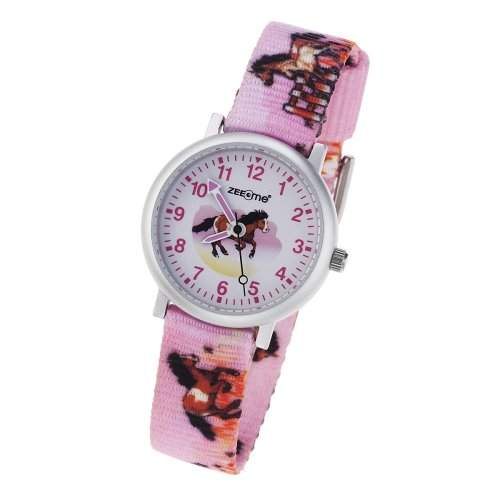 ZEEme Watches Kinderuhr mit Pferden 095000003
