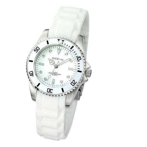 ZEEme Watches Damen Armbanduhr XS Analog Silikon 468000001 1