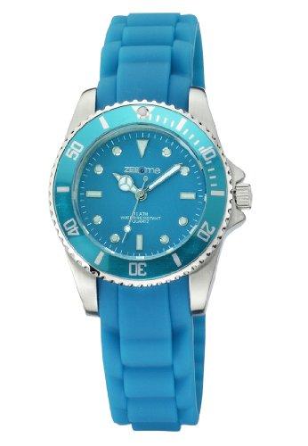 ZEEme Watches Damen Armbanduhr XS Analog Silikon 468000001 2