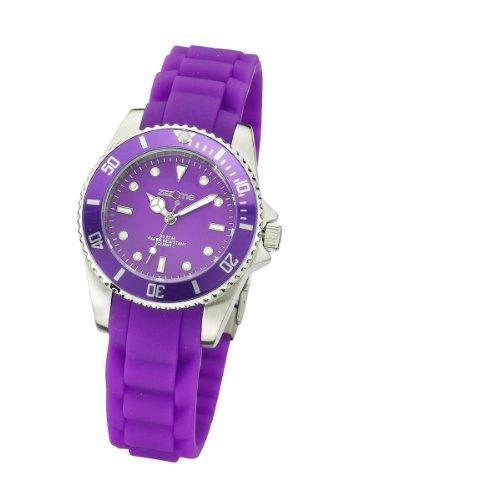 Zeeme Watches XS Analog Silikon lila 468000001 3