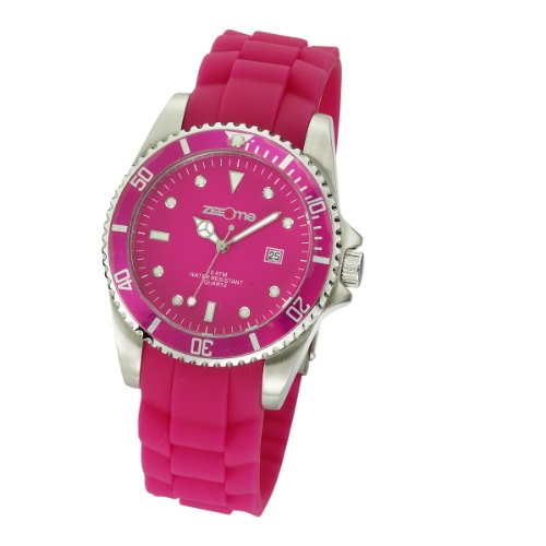 ZEEme Watches Herren Armbanduhr XL Analog Silikon 468000002 3