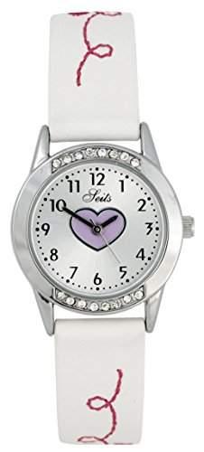 Seits Maedchen - Armbanduhr Analog Quarz Leder 581141h