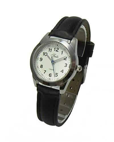 Seits Maedchen - Armbanduhr Analog Quarz schwarz 10 bar 58117h