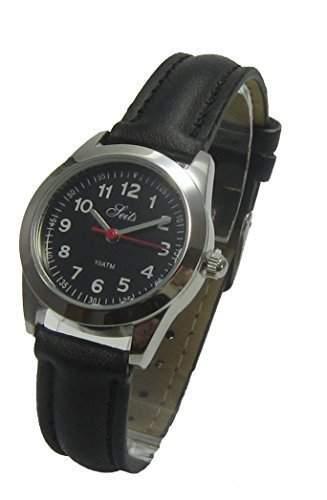 Seits Maedchen - Armbanduhr Analog Quartz 10 bar Leder 581117s