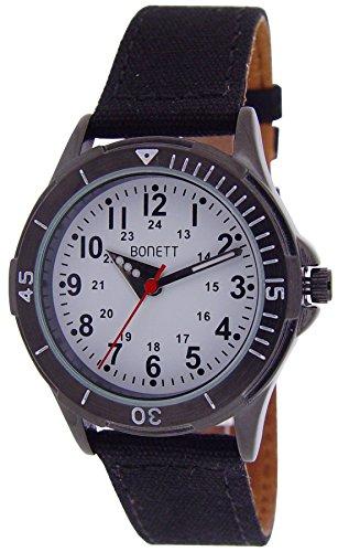 Bonett Jungen Armbanduhr Analog Quarz 1403H