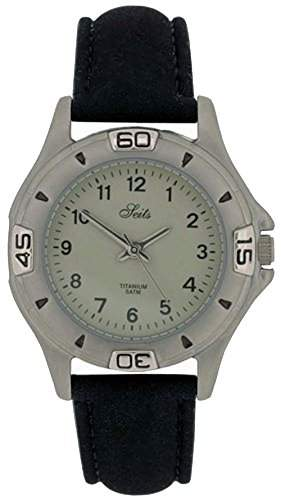 Seits Armbanduhr Jungenuhr Jugenduhr Titan O33074gr