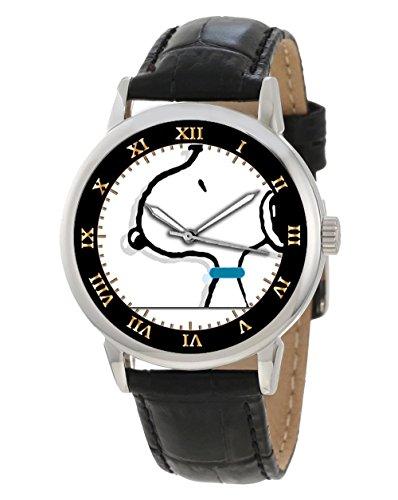 Grosse Armbanduhr Snoopy von den Peanuts Vintage Sammlerstueck