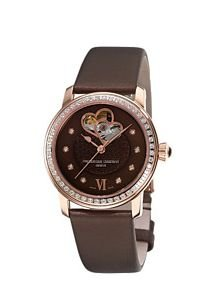 Frederique Constant Ladies Automatic Kollektionen Lady Double Heart Beat FC 310CDHB2PD4