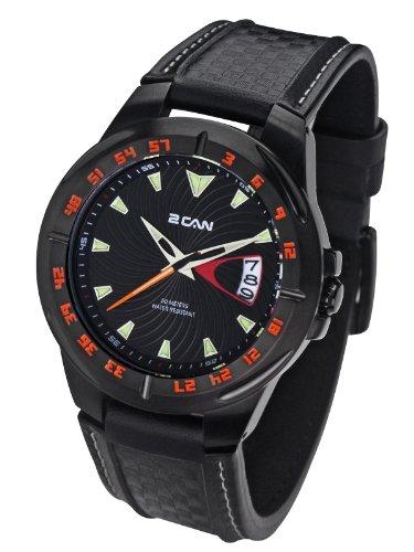 2 Can Professional Timepieces Vortex SL1597D BK Elegante Justierbare Luenette