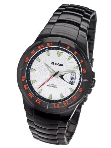 2 Can Professional Timepieces Vortex SM1597D CH Elegante Justierbare Luenette