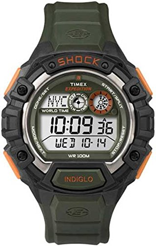 Timex Expedition Global Shock Digital Quarz T49972