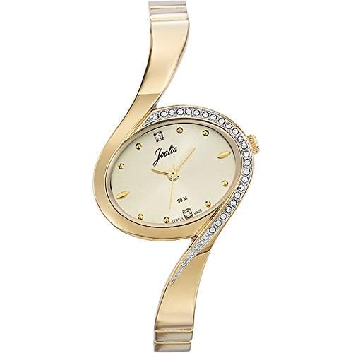Joalia Damen-Armbanduhr 631874 Analog Quarz Gold 631874