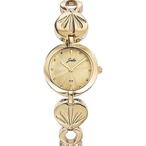 Joalia Damen-Armbanduhr 631881 Analog Quarz Gold 631881