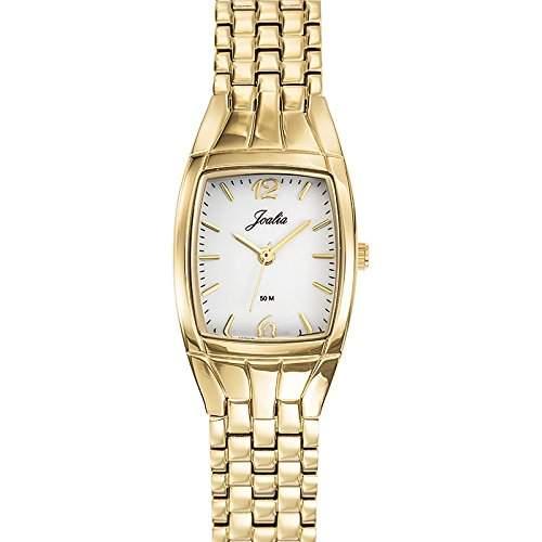 Joalia Damen-Armbanduhr 631896 Analog Quarz Gold 631896