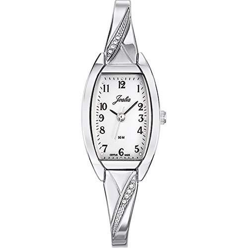 Joalia Damen-Armbanduhr 633282 Analog Quarz Metall 633282