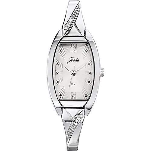 Joalia Damen-Armbanduhr 633283 Analog Quarz Silber 633283