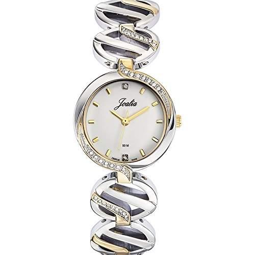 Joalia Damen-Armbanduhr 634545 Analog Quarz Mehrfarbig 634545