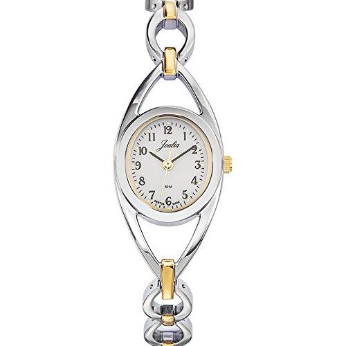 Joalia Damen Armbanduhr 634533 Analog Quarz Mehrfarbig 634533