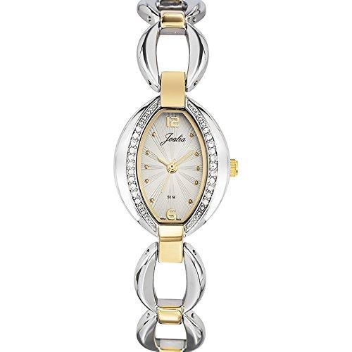 Joalia Damen Armbanduhr 634536 Analog Quarz Mehrfarbig 634536