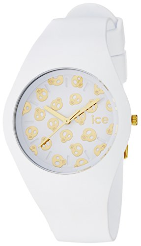 Ice Watch Ice Skull Analog Quarz Silikon ICE SK WE U S 15