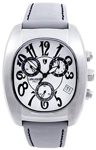 Lancaster Damen-Armbanduhr Analog Quarz Leder 0287WGR