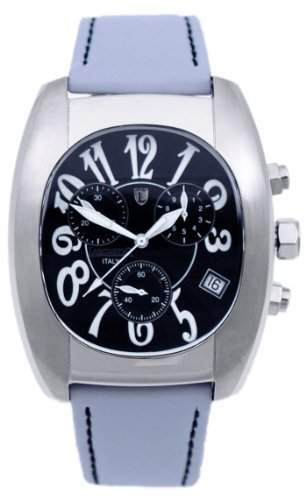 Lancaster Herren-Armbanduhr XL Intrigo Chronograph Leder 0289SWW