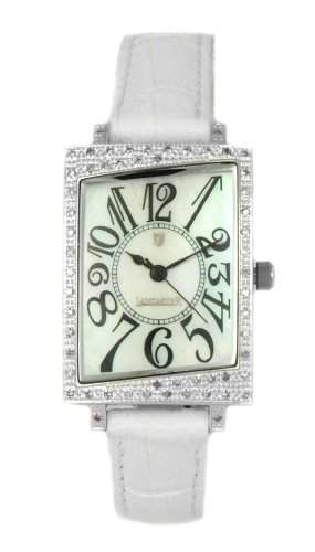 Lancaster Damen-Armbanduhr Analog Quarz Leder 0275WSW