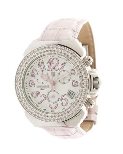 Lancaster Damen Armbanduhr Rosa OLA0226IP-SLROVL